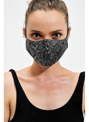 Jument Maske Gri